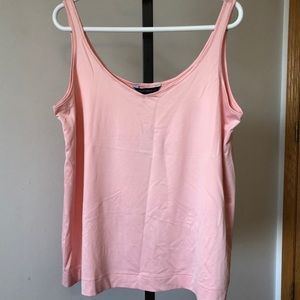 Pink camisole tank size 2X NEW